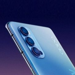 OPPO Reno 5 5g Images
