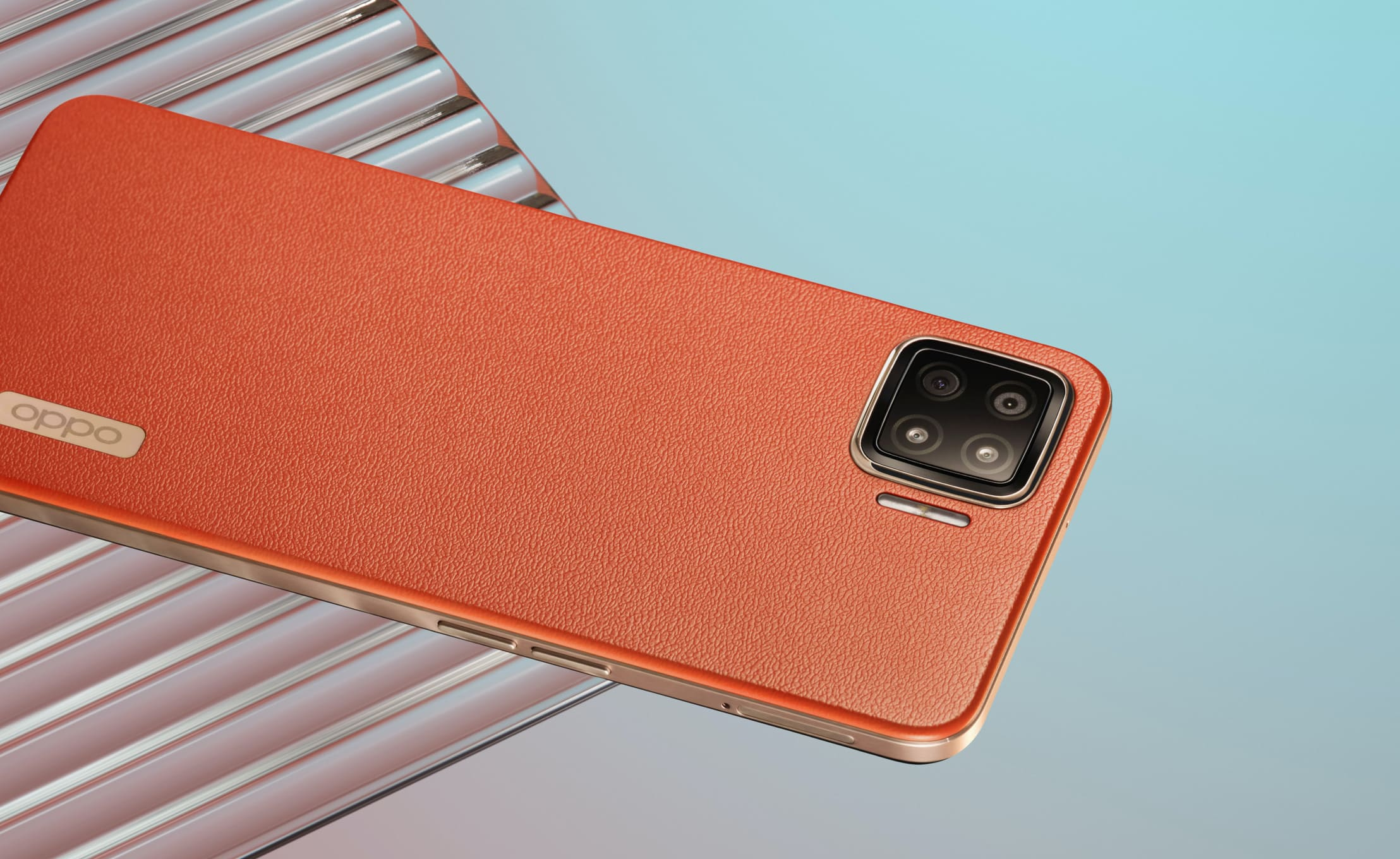 Oppo F17 Images