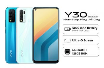 vivo y30 specifications