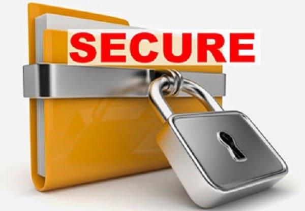 Lock and Hide Folder