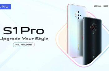 Vivo S1 Pro Pics
