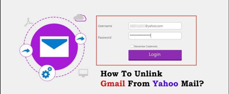 How To Unlink Email Accounts From Yahoo